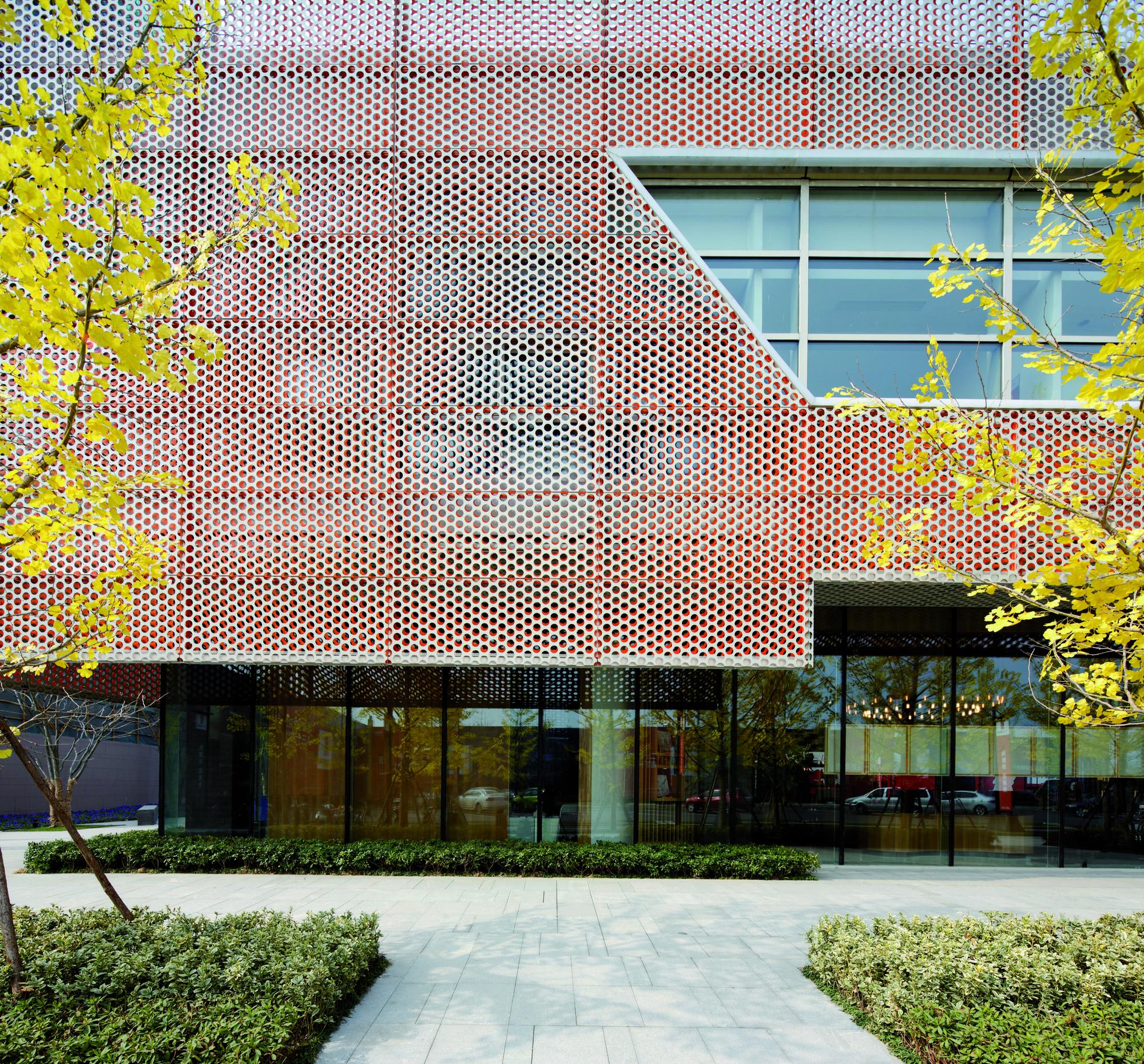 Galería - Galería de Ventas Vanke del Nuevo Centro de la Ciudad / Spark Architects - 7