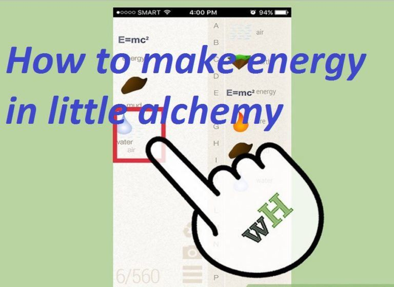 How To Make Energy In Little Alchemy Games Little