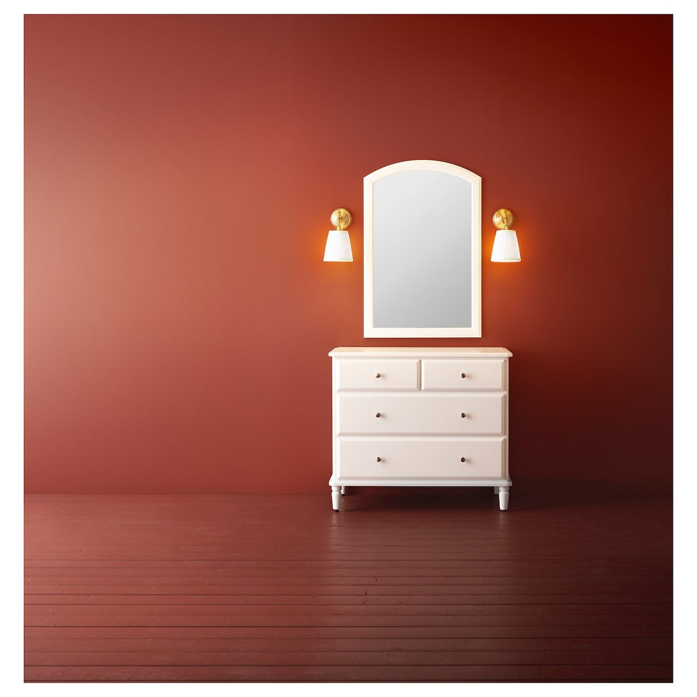 Tyssedal Lipasto 4 Laatikkoa Valkoinen 87x76 Cm Ikea In 2020 Ladekast Meubel Ideeen Lades