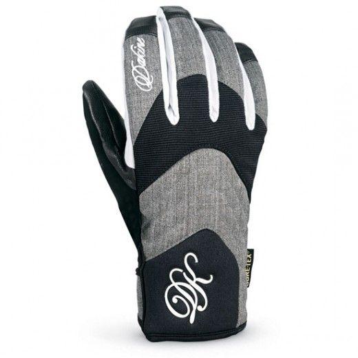 The Comet Glove.  Mixed fabrics.  Dakine 2004.