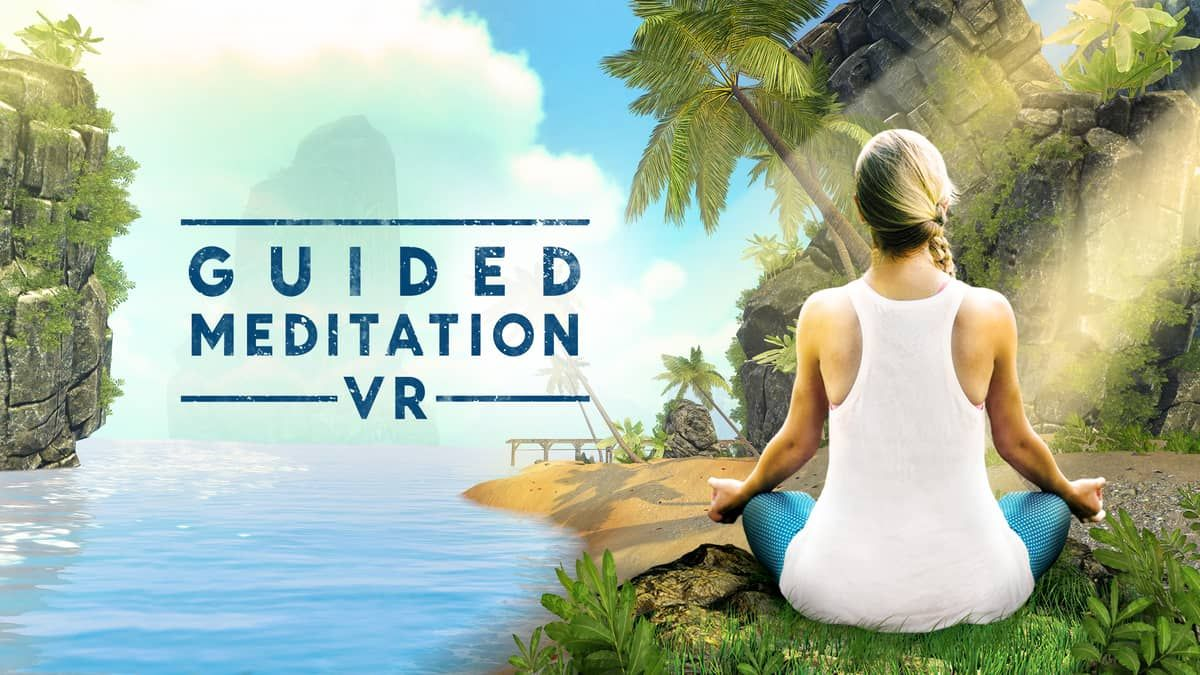 Guided Meditation VR / Relax in Virtual Reality on Vimeo