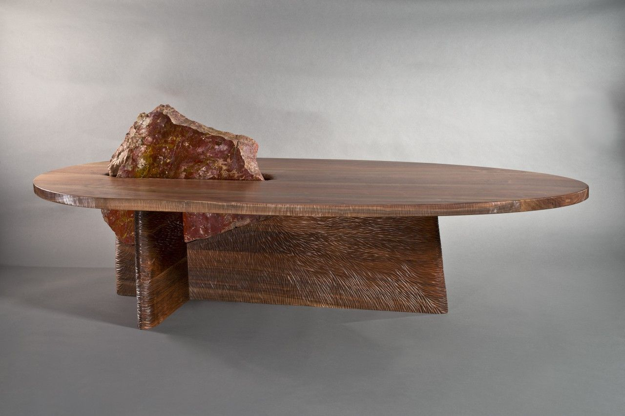 Cleft Coffee Table Solid Wood Coffee Table Seth Rolland Coffee Table Solid Coffee Table Coffee Table Wood [ 853 x 1280 Pixel ]