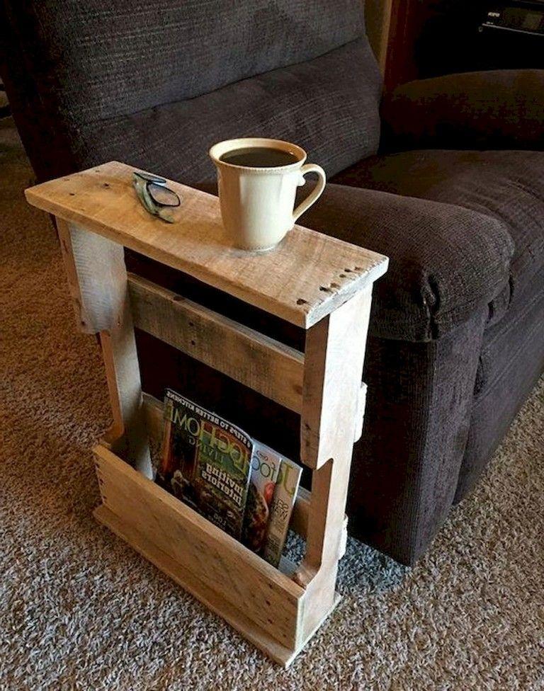 88+ Simple Inexpensive DIY Pallet Furniture Ideas #diypalletfurniture