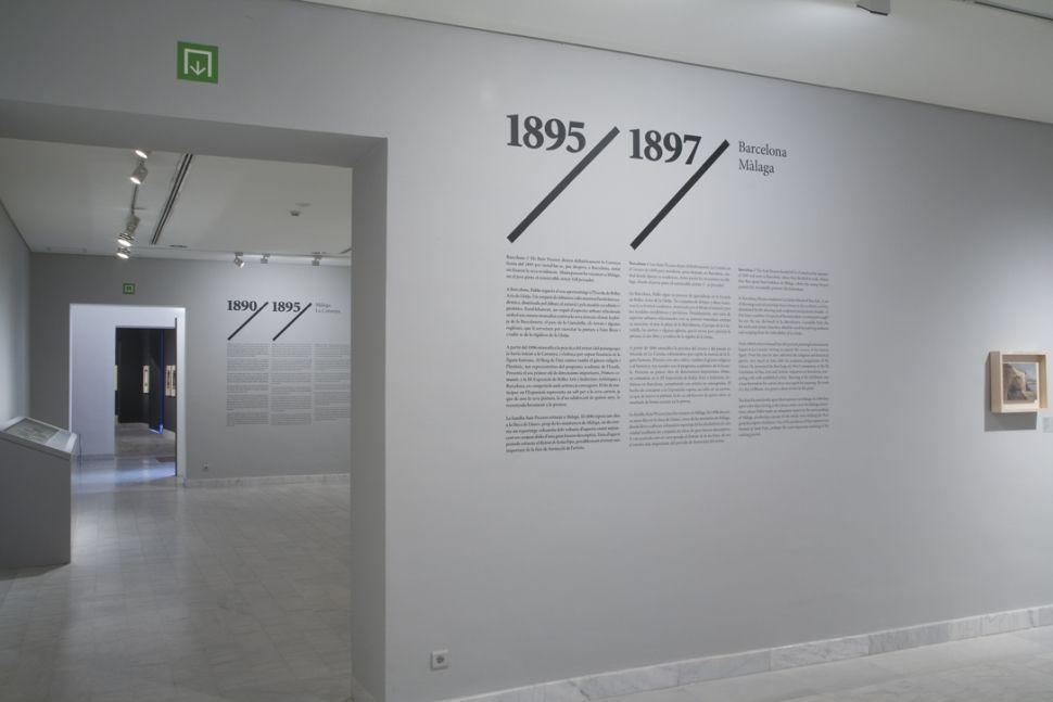 Museu Picasso, La Colección del museo, El rediseño de la identidad visual de la colección permanente del Museo  refuerza el contenido de la ...
