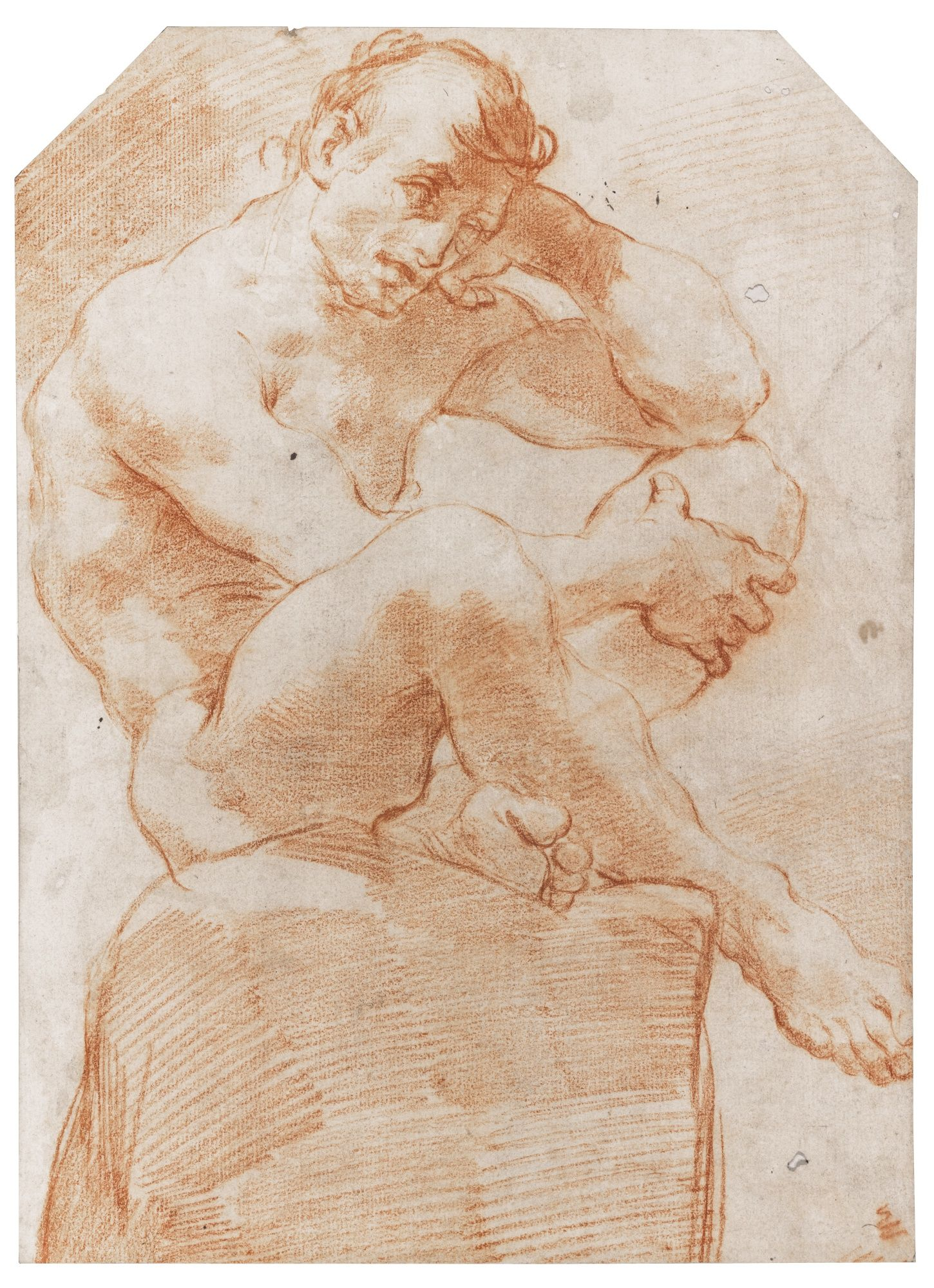 gandolfi, ubaldo academy study: nud     nude     sotheby\'s ...