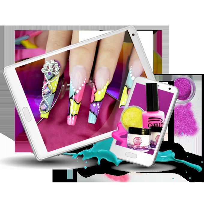 Magic Kristals Nails | Somos la capital de las uñas. | MAGIC KRISTAL ...