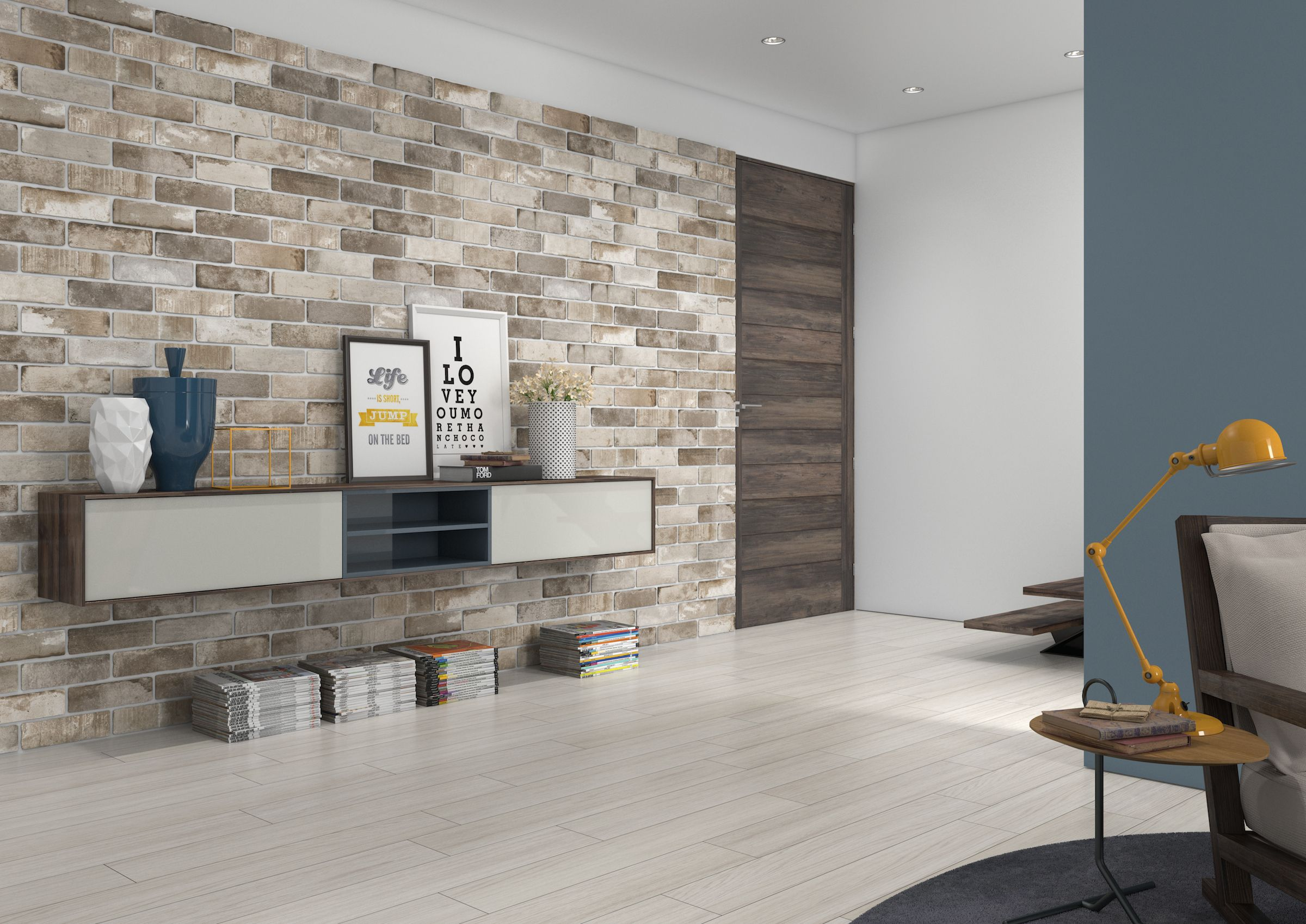 We Love Pairing The Masonry Maple Street With Our Favorite