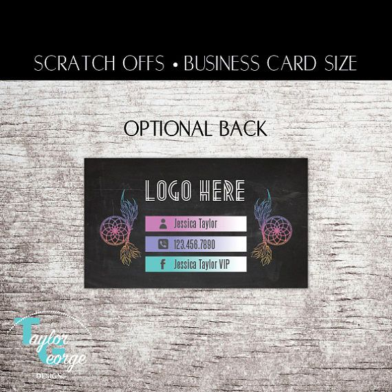 Scratch Off Card Scratch To Win Card Free Shipping Free Custom