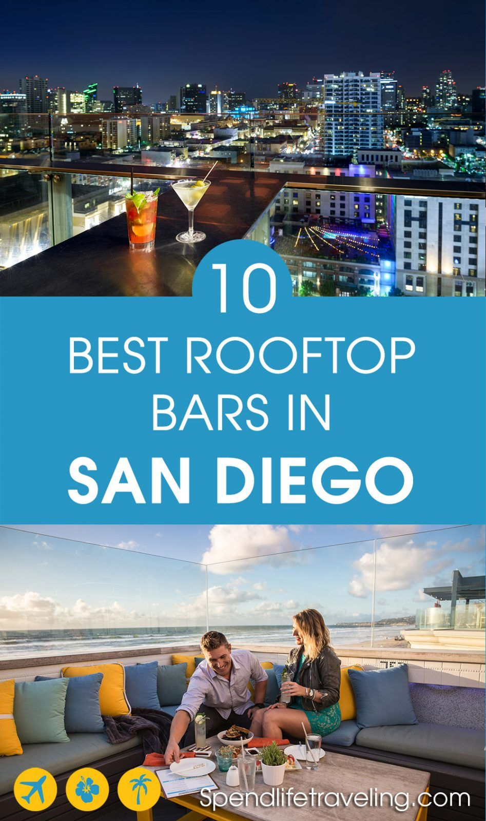 10 of the Best Rooftop Bars in San Diego, California | San ...