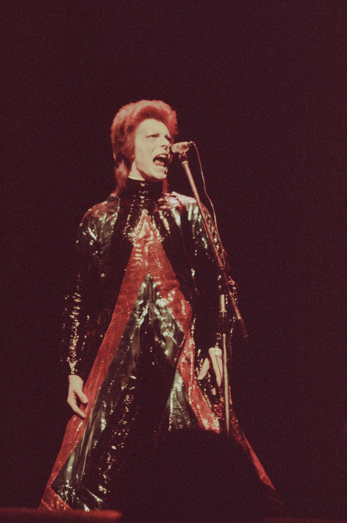 Pin by C J  Madero on David Bowie   David bowie fashion, David bowie