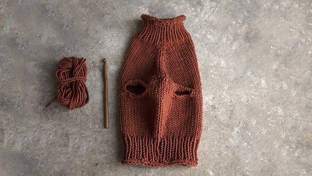 Knit with Alice: The Juno Jumper | Pinterest | Hunde und Stricken