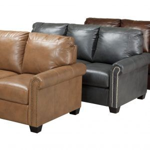 Blended Leather Sofa Durability