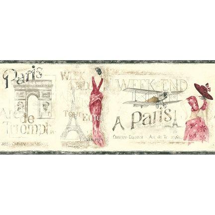EasyChange/Renters wallpaper border Paris Paris