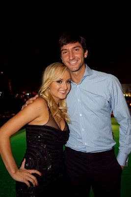 Are nastia liukin and evan lysacek dating