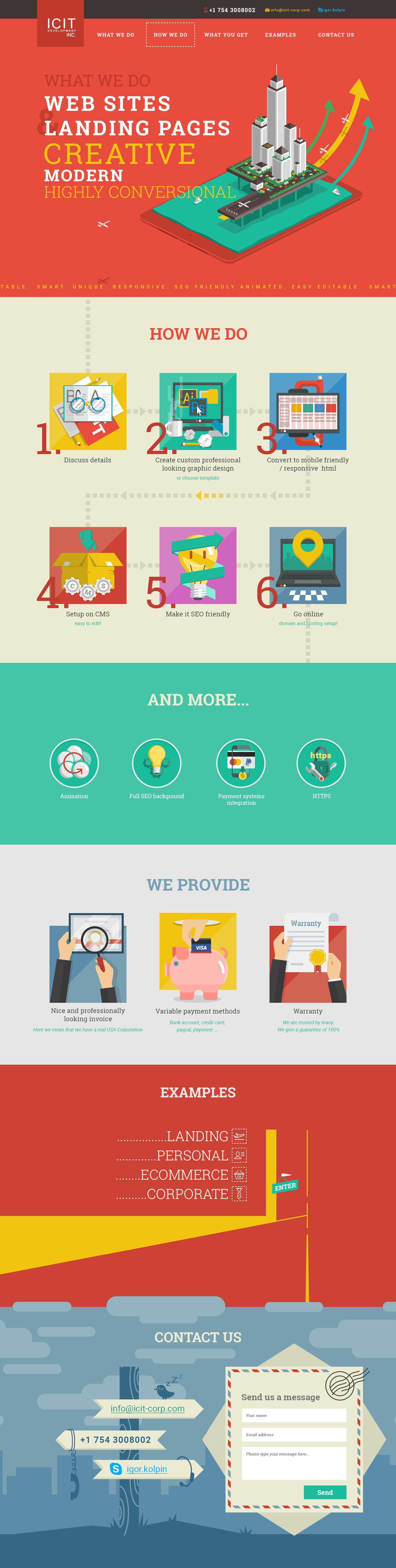 Web Design Company In San Diego Wordpress Back End Responsive Custom Graphic Design Interactive Html5 Animatio Custom Graphic Design Web Design Landing Page