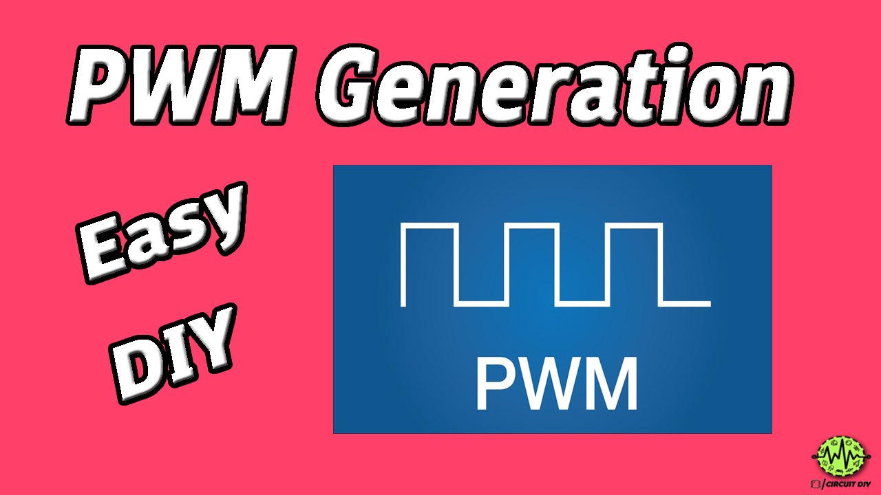 Pulse Width Modulation Pwm Circuit Using 555 Timer Ic How To Diy