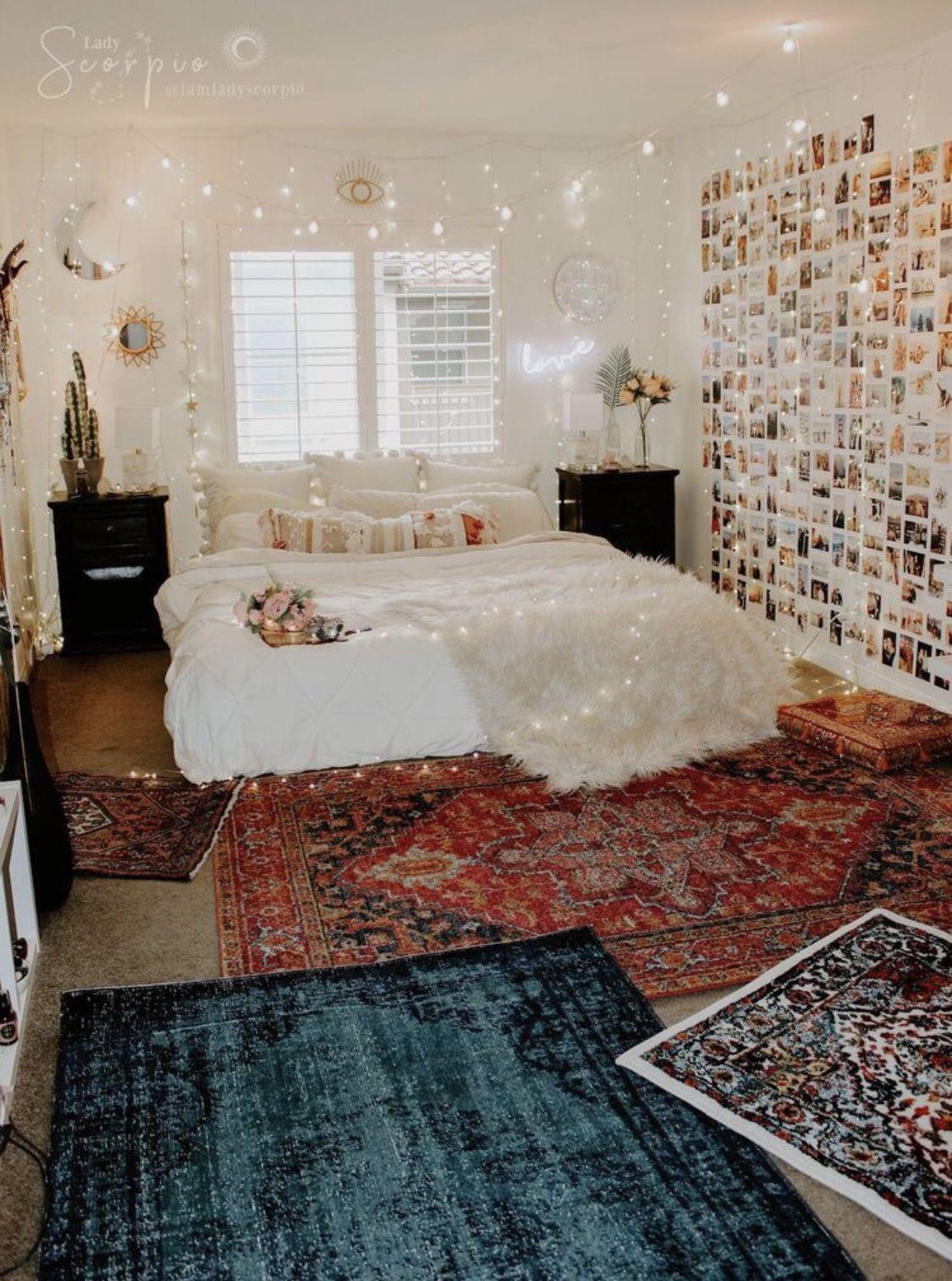 Pin By Ewa Ka On Room Decorstions Bedroom Makeover Room Decor Small Room Bedroom