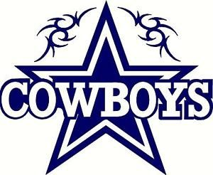 dallas cowboys decals football nfl ebay americas team rh pinterest co uk dallas cowboys images clipart dallas cowboys images clipart