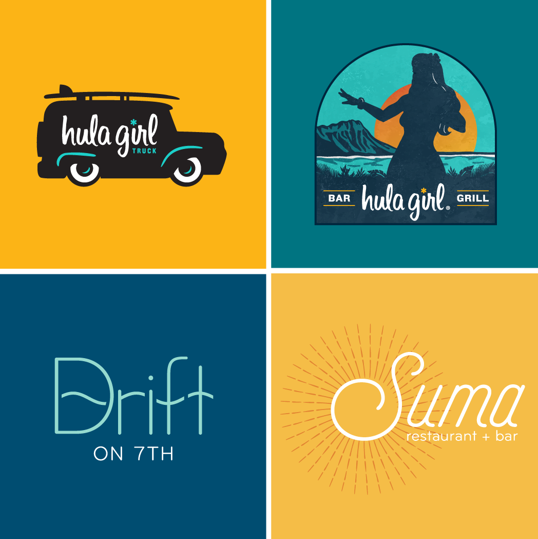 Seth Design Group - sethdesigngroup.com - Hula Girl, Hawaiian Food ...
