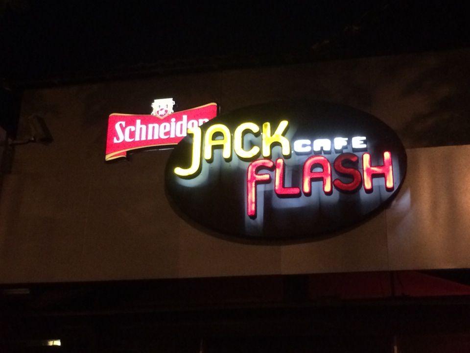 Jack Flash en Martínez, Buenos Aires