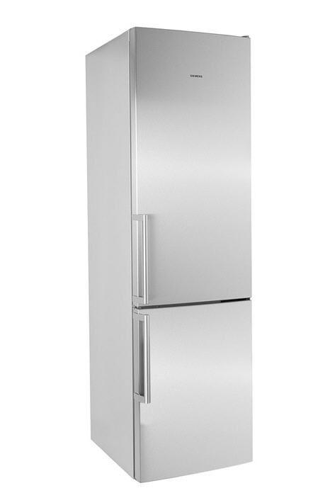 Refrigerateur Congelateur En Bas Siemens Kg39ebi40 Inox