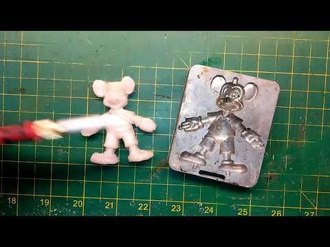 How To Mold Hdpe Plastic Make Parts Trash Treasure Part 3 From A Creepy Crawler You