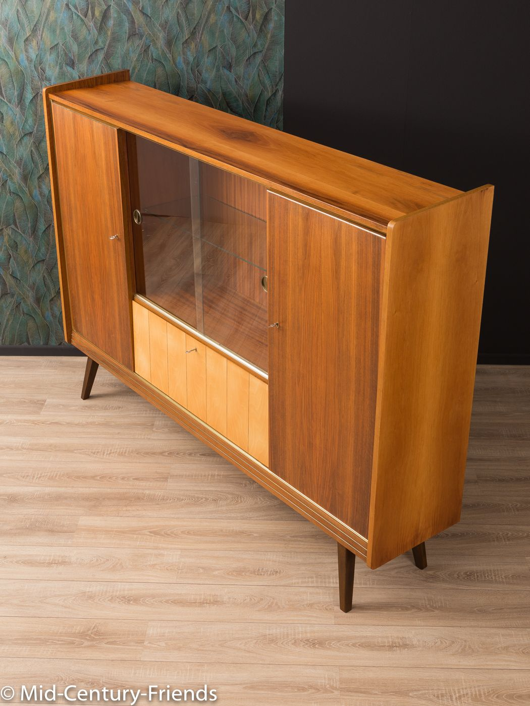 Adorable highboard from the s möbel in Pinterest Mid