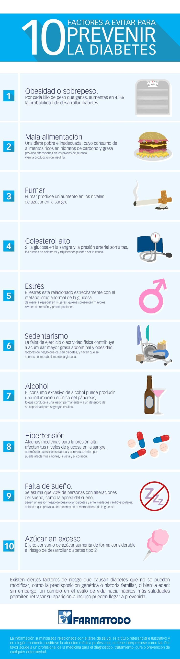¿El consumo de alcohol causa diabetes?