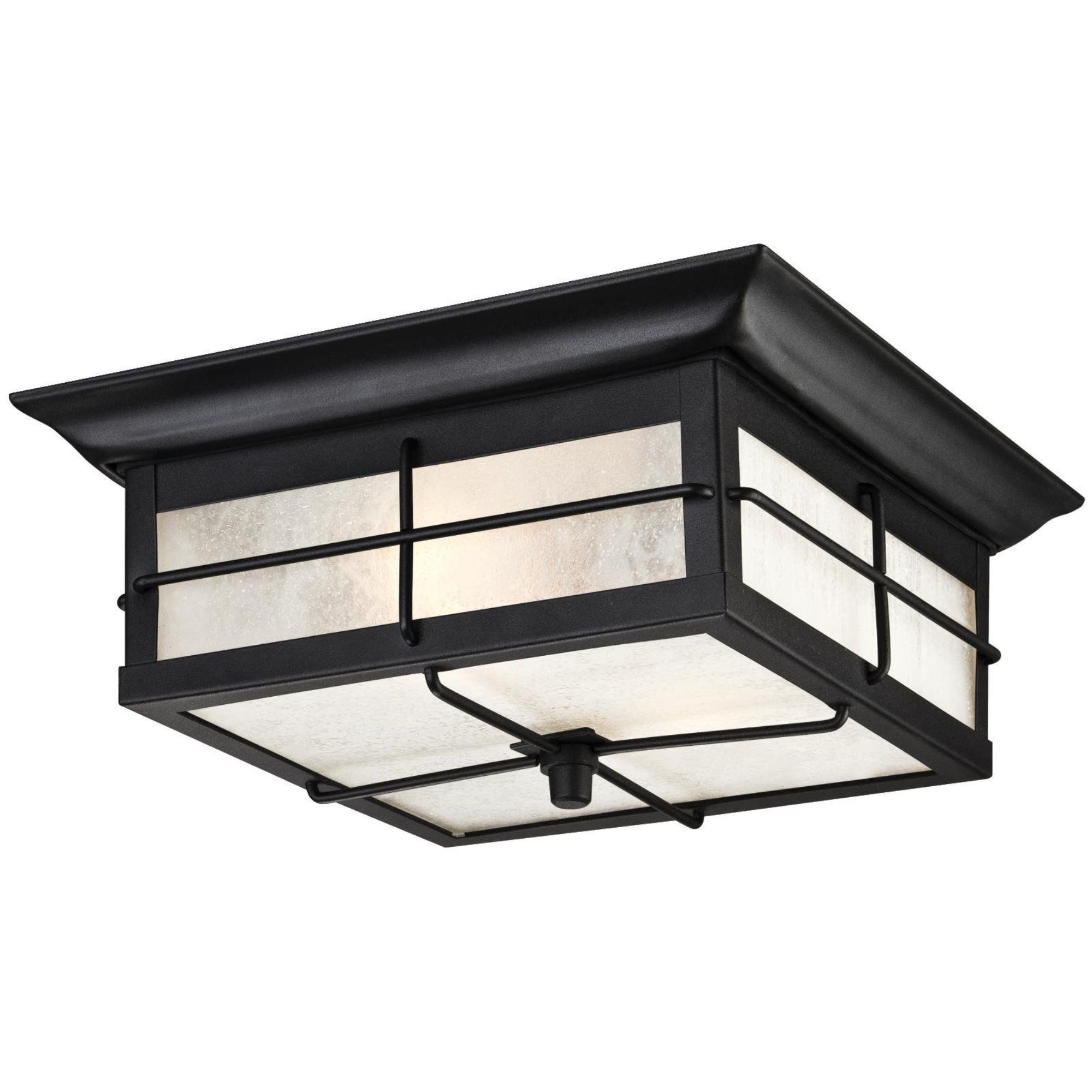 Westinghouse Orwell 2 Light Outdoor Flush Mount Fixture