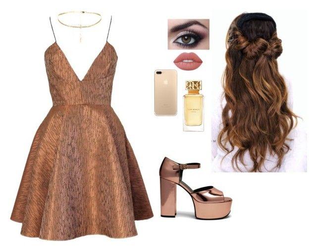 Ananassap cocktail dress