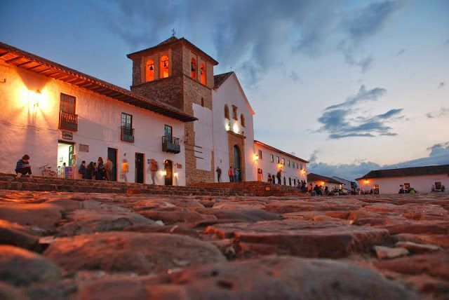 #Travel #Colombia Villa de Leyva