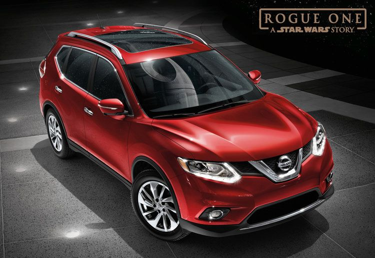 Nissan Joins Forces With Lucasfilm For Rogue One A Star Wars Story Nissan Rogue New Cars For Sale 2014 Nissan Rogue