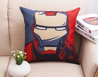 Marvel pillow covers | Etsy | Etsy
