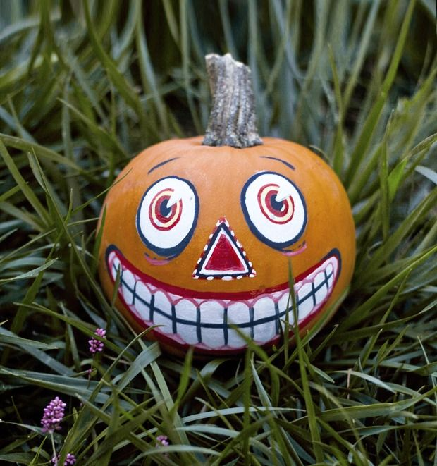 Pumpkin Painting Fall festival ideas! Festival Ideas Pinterest - halloween pumpkin painting ideas