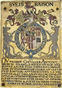 Royal Collection - The Knights of the Garter under Henry VIII