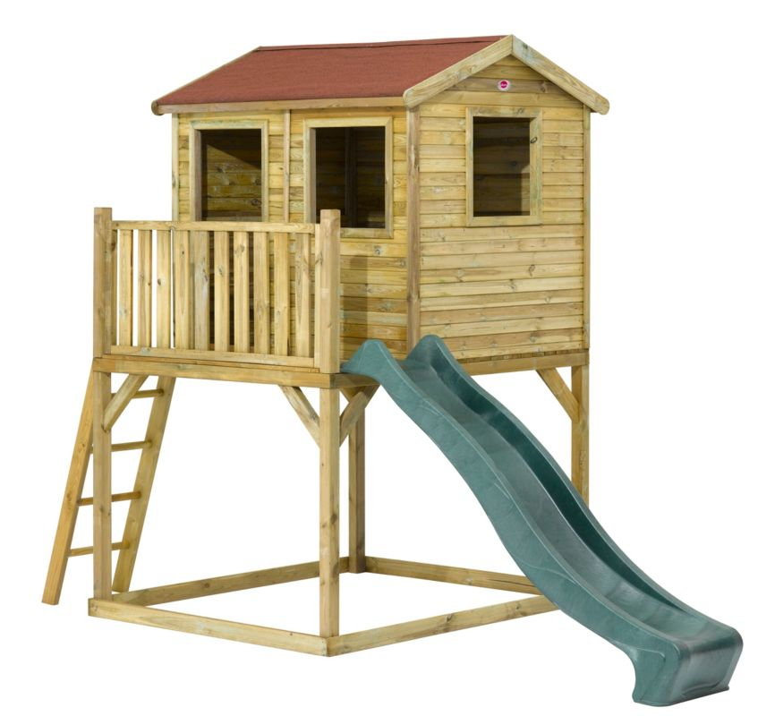 wendy house on stilts kid 39 s playhouses platforms