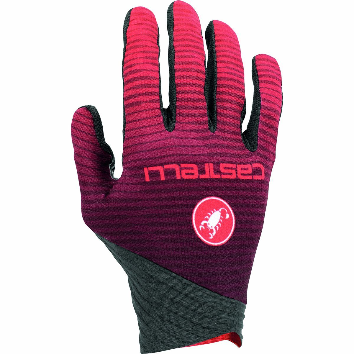 Cw 6 1 Cross Glove Gloves Black And Red Mens Gloves
