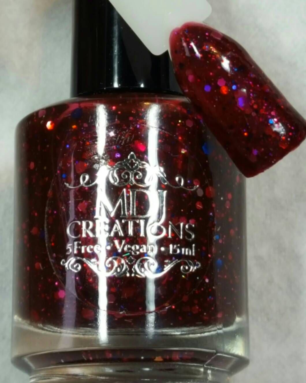 New! Prototype ~ Indie Nail Polish by MDJ Creations by MDJCreations ...