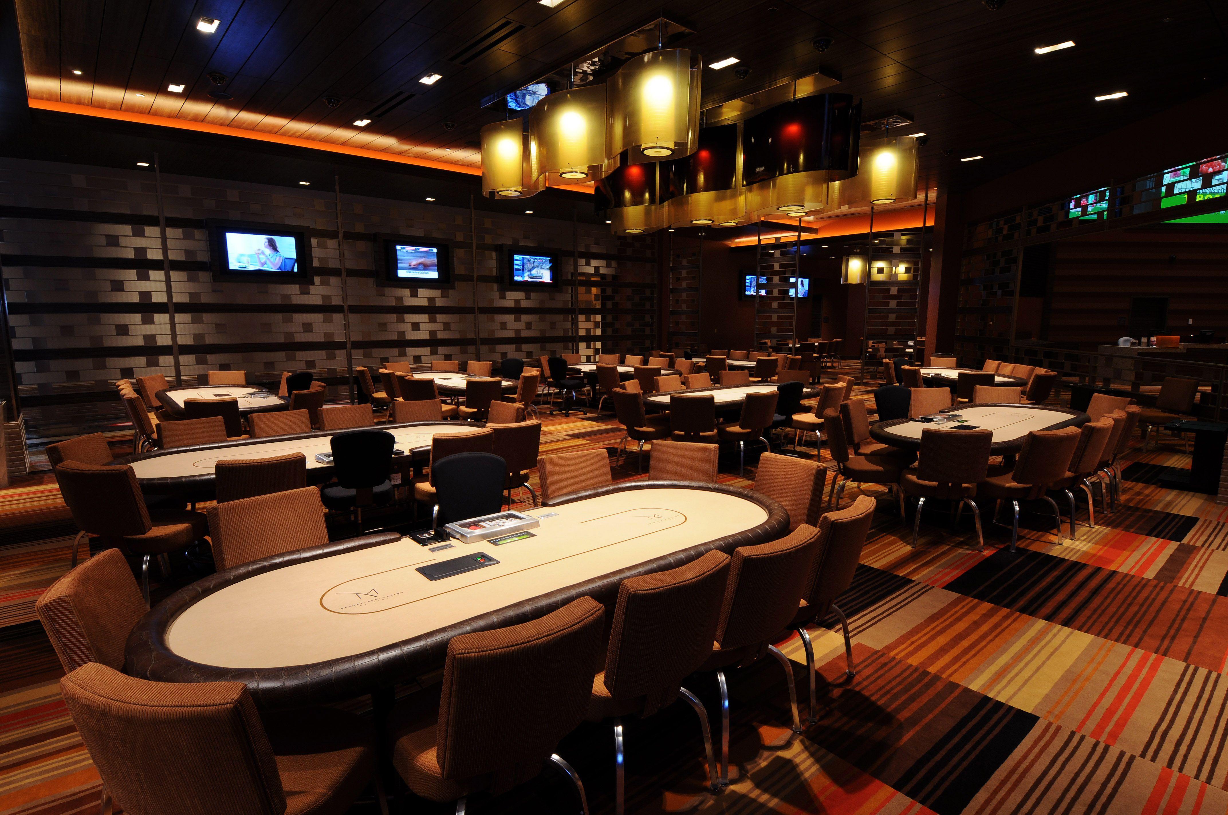 M Resort Casino Poker Room Jpg 4288 2848 Atacado