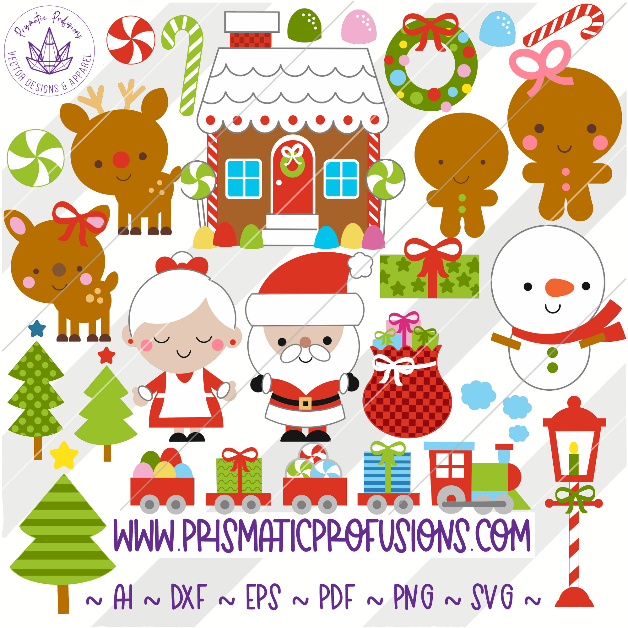 Pin on Prismatic Profusions Holiday Art