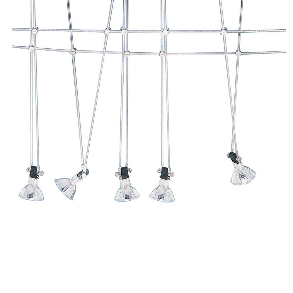 Searchlight 1744 12 Volt Halogen Spotlight Cable Kit From Lights 4 Living Ceiling Lights Ceiling Pendant Lights Adjustable Lighting