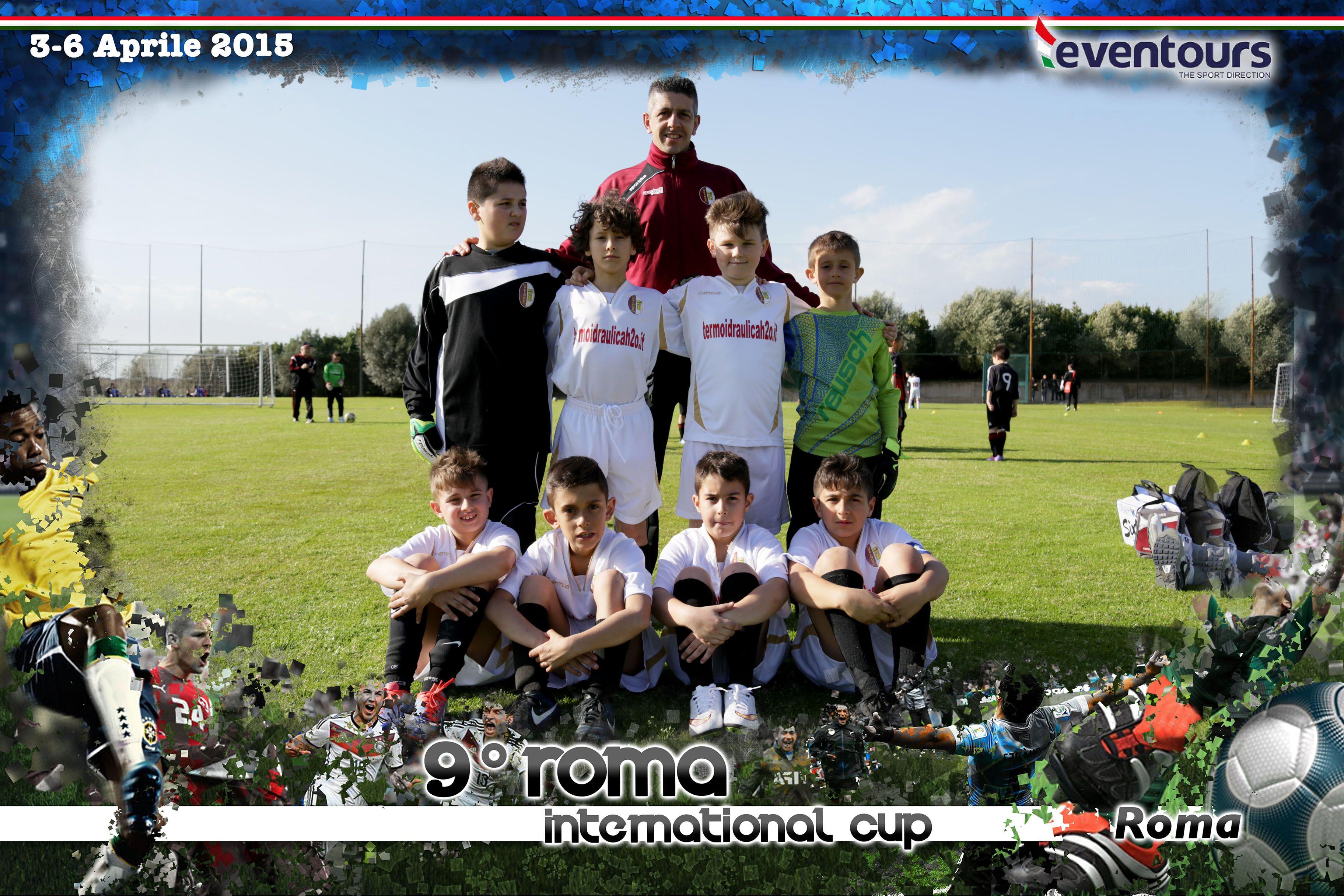 Pin di Eventours srl su 9° Roma International Cup (2015
