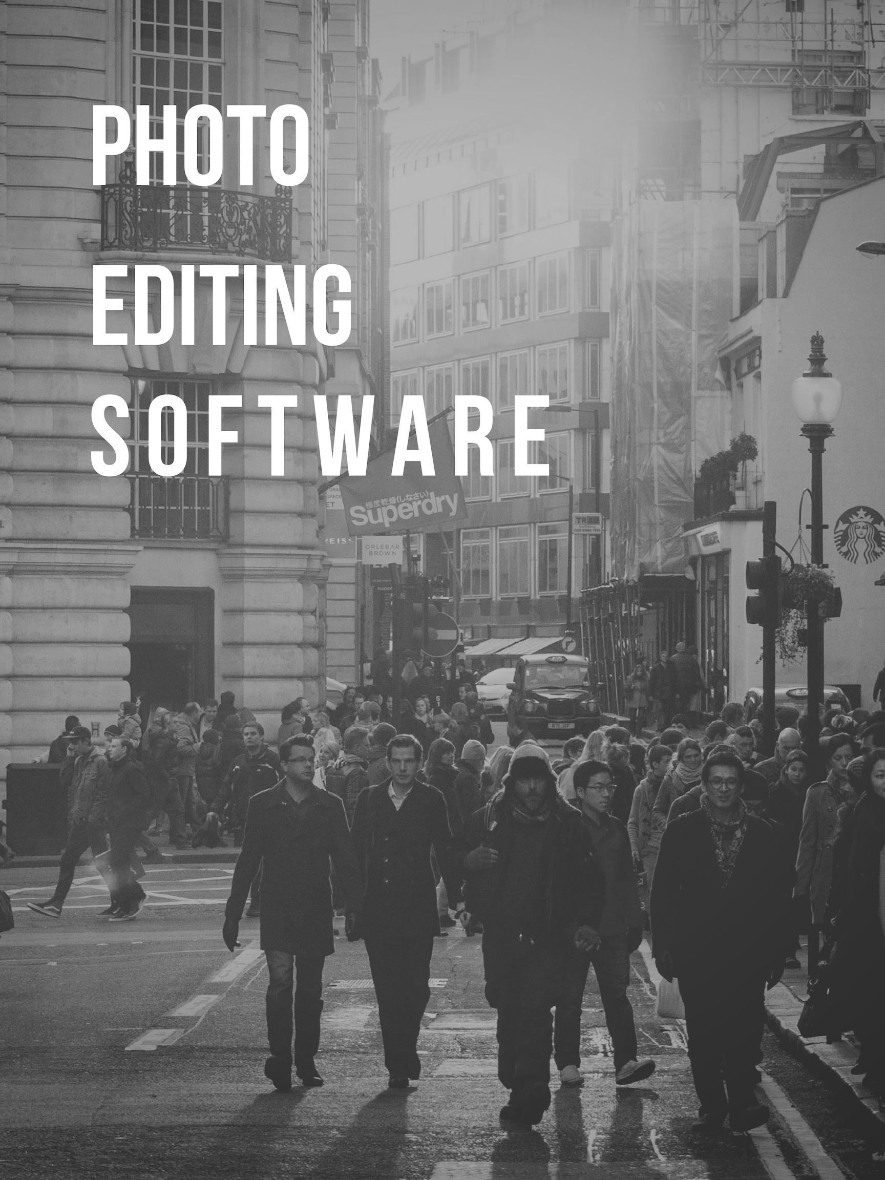 Ever wondered why you get to see a whole new generation of photo editing software every year just like every other year the end of 2018 and 2019s first
