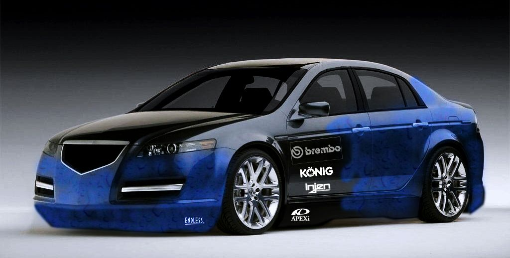 Acura Tl Tuning By JDimensions On DeviantArt Cars Bikes - 2004 acura tl upgrades