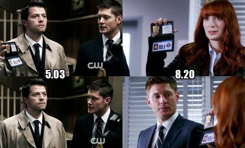 Parallels! Dean felt lonely and so he quickly befriended Charlie as if they'd been buds all their life. ;)