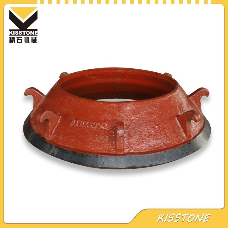 Stone crusher liner, cone crusher parts, crusher spare parts
