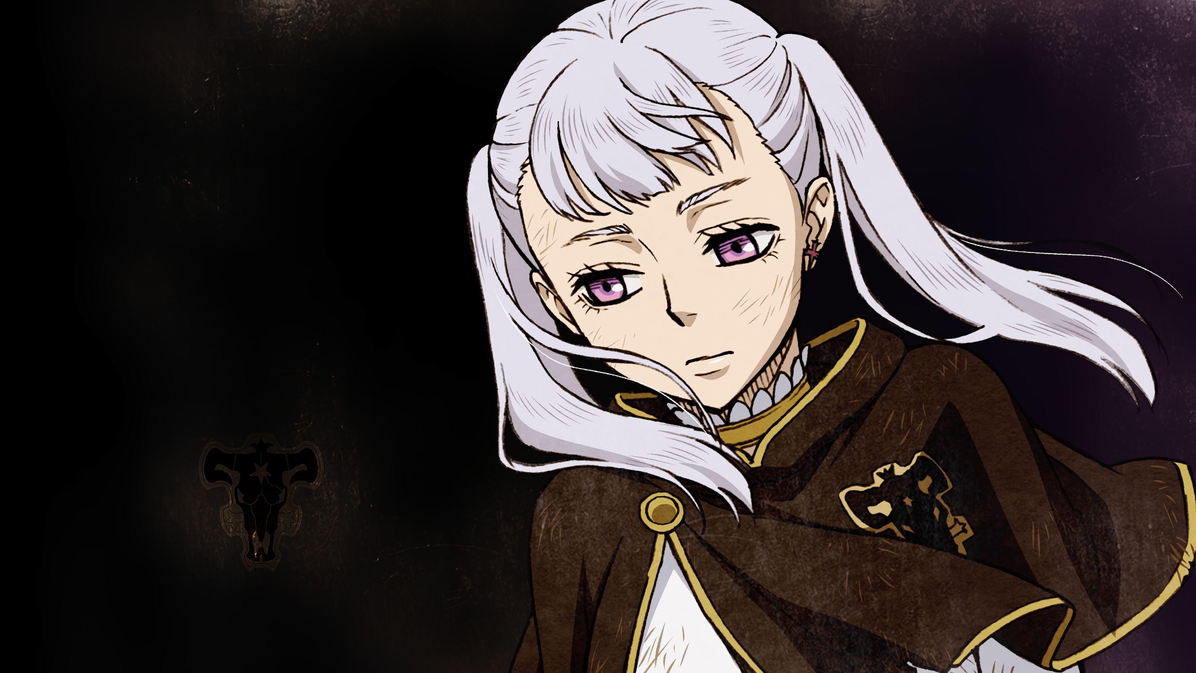 Noelle Silva Black Clover 4k 7138 Black Clover Anime Anime Black Bull