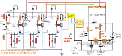 Simple Delay Timer Circuits Explained - Electronic Circuit Projects ...