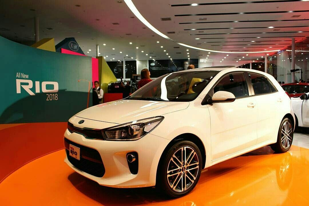 Kia All New Rio Sunroof Sekelas Jazz Yaris Mazda2 Vwpolo