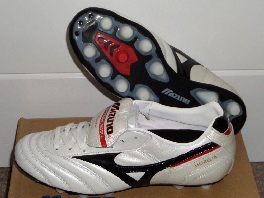 ca4c6f0b4650a MIZUNO MORELIA PRO FG Football Boots Kangaroo Leather Soccer Cleats ...